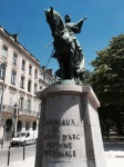 Jeanne d'Arc statue