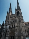 Cathedral St Andre, Bordeaux