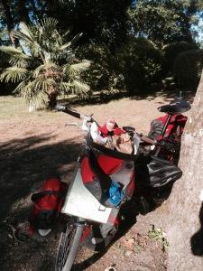 Leaving Les Maraches Vacances