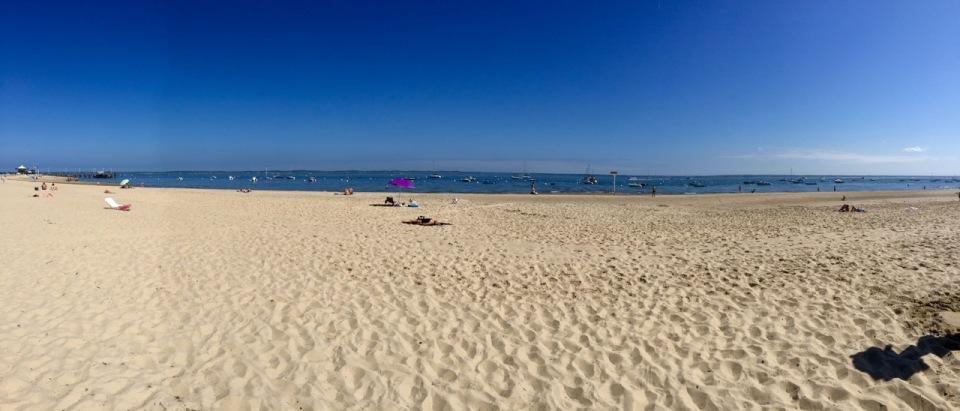 Arcachon beach 1