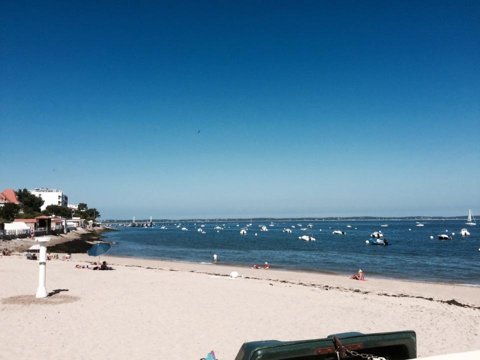 Arcachon beach 2