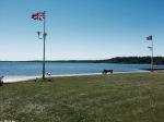 Lake + Union Jack