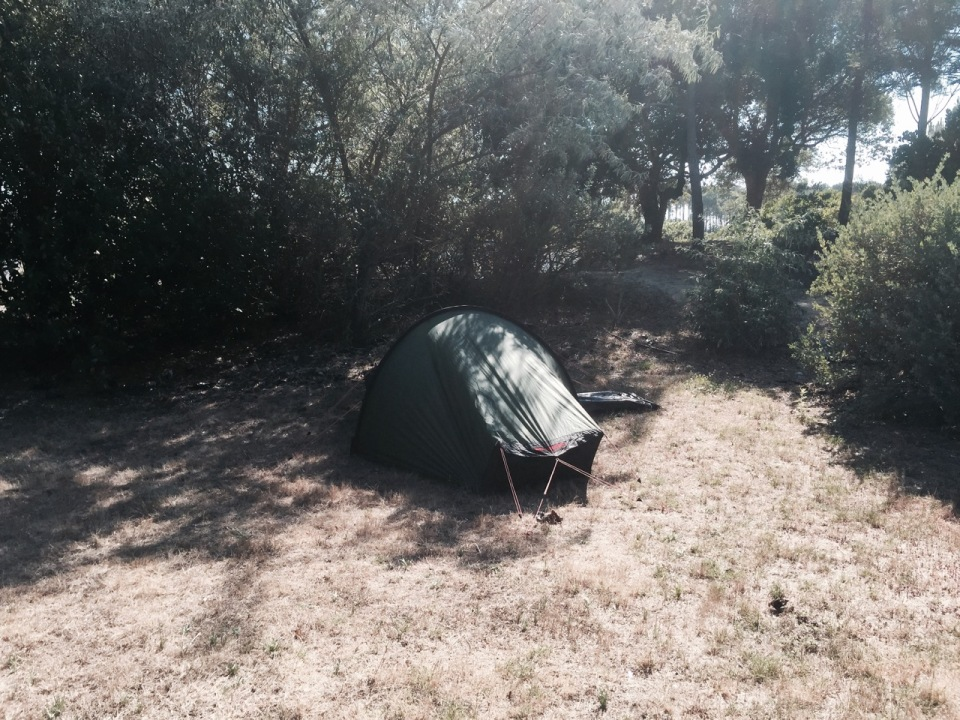 Camping spot in Mimizan-sur-Plage
