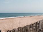 Ondres beach - surfers