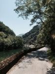 Pas de Roland - lovely alongside river