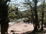 River Nive in Pas de Roland