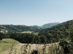View through the mountains - Pas de Roland