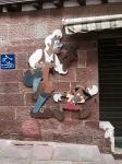 St-Jean-Pied-de-Port - Pinocchio, not sure why