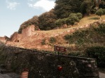 St-Jean-Pied-de-Port - path up to Citadel, one climb too many for me today!