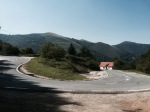 Lots of hairpins on the road over to Roncevaux