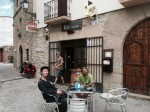 Break in Urroz-Villa, Navarre 2 - beer tasted wonderful