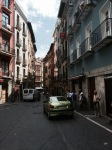 Streets of Pamplona 1
