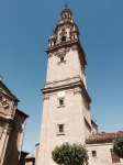 Church tower, Santo-Domingo dela Calzada
