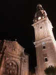 Cathedral by night - Santo Domingo dela Calzada