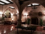 Inside the Parador
