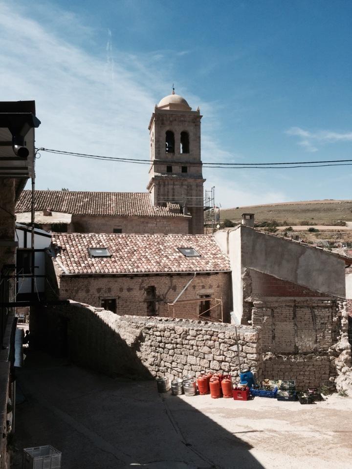 Hontanos Church