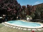 Aubergue in Boadilla del Camino - an oasis