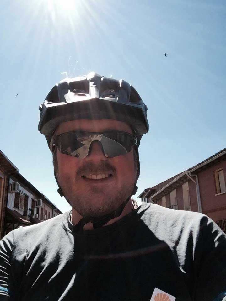 Cycle helmets a legal requirement between towns, but not in towns, odd