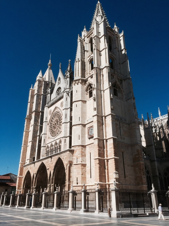 Leon cathedral again