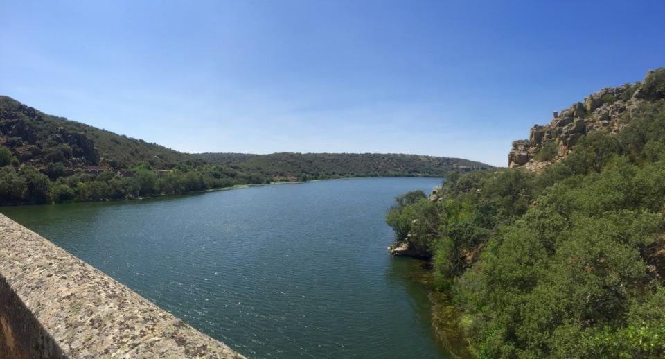Crossing the River Esla 3
