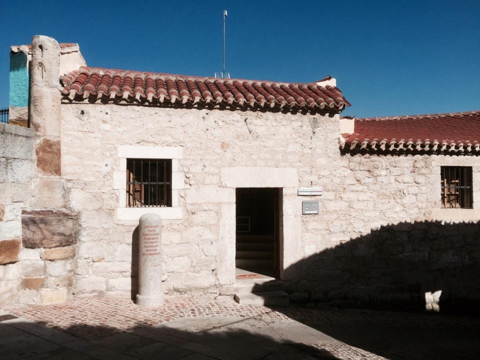 Aubergue in Zamora, a donativo