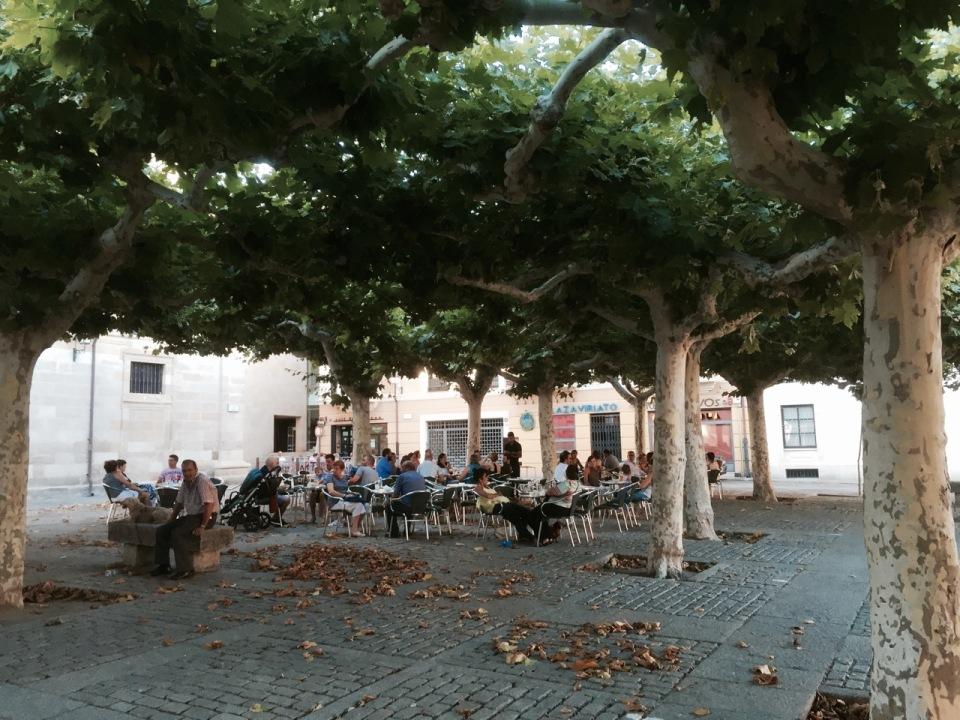 Zamora plaza