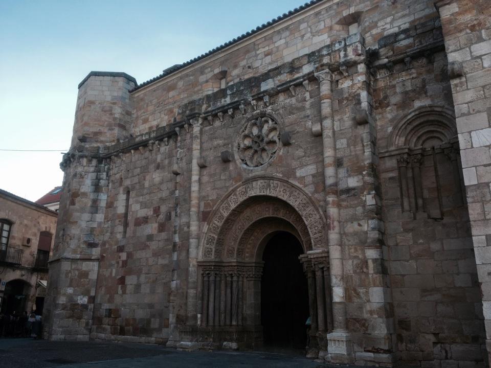 Zamora - central castle/church 1