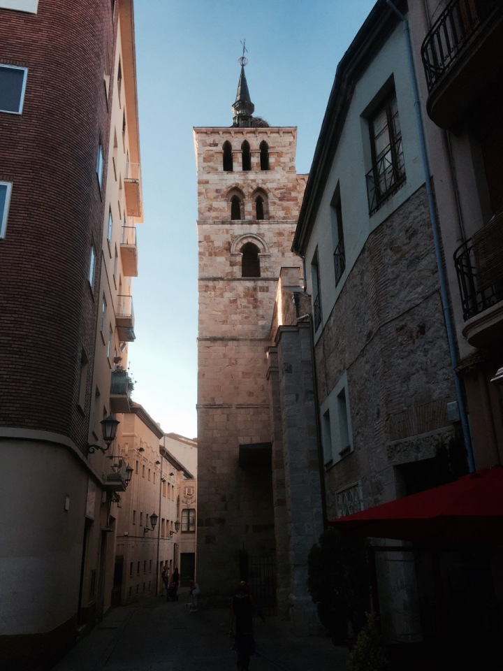 Zamora - another Romanesque Church