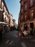 Salamanca Old Town - streets near University 2