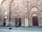 Salamanca Cathedral 1 - excellent Spanish guitarist