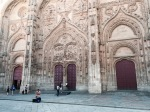 Salamanca Cathedral 1 - excellent Spanish guitarist