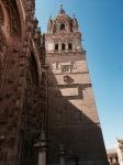 Salamanca Cathedral tower