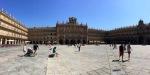 Plaza Mayor panorama, Salamanca
