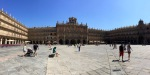Plaza Mayor panorama, Salamanca