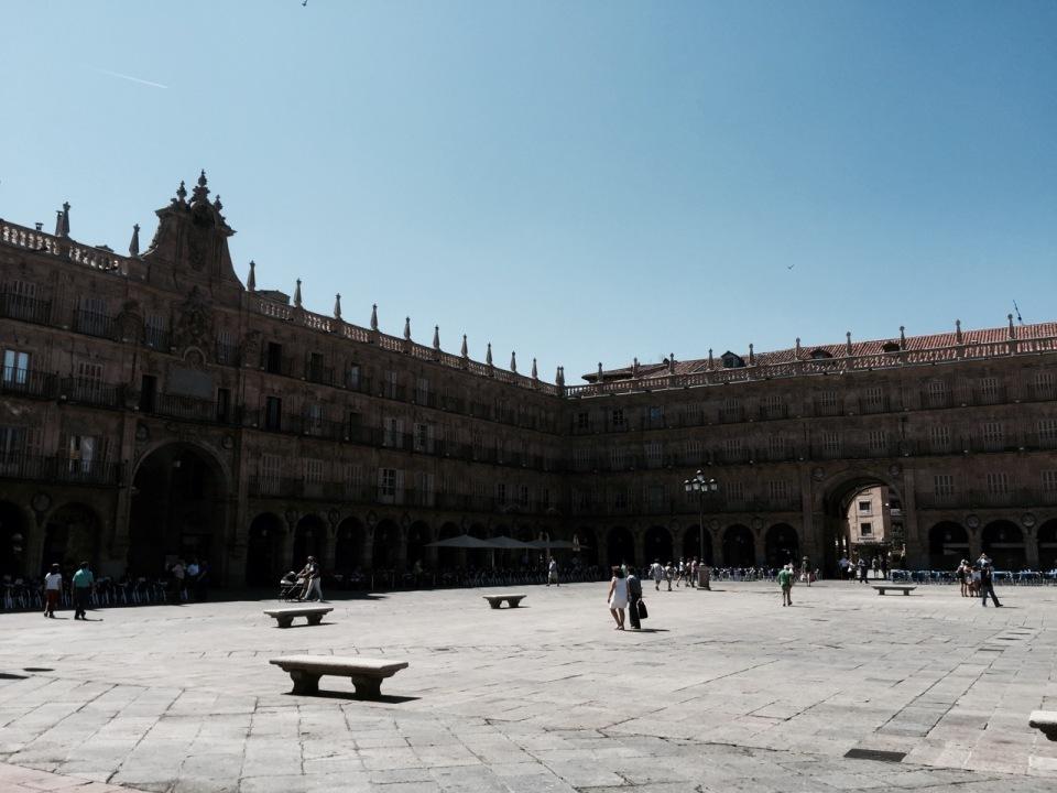 Plaza Mayor 2, Salamanca
