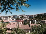 Bejar - sizeable town high in the mountains