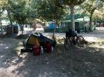La Chopera - shady spot for a siesta