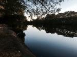 La Chopera - walk by the river 1