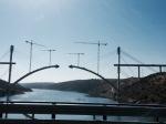 Railway bridge 1 under construction
