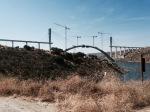 Railway bridge 2 under construction