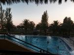 Campsite swimming pool