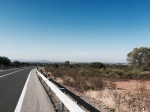 Onwards on the N630: Alcuéscar, Extremadura
