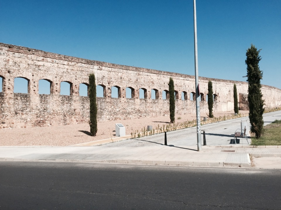Old city wall 2