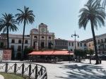 Merida central plaza