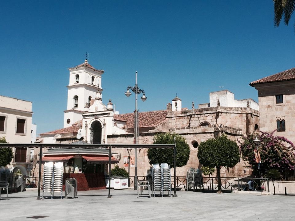 Merida central plaza 2