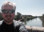 Me on Puente Romano