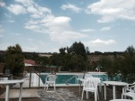 Tentudia camping swimming pool
