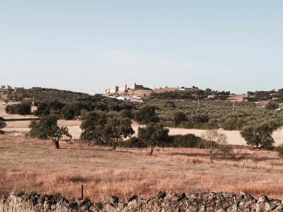 Hill top castle - Sta Olalla
