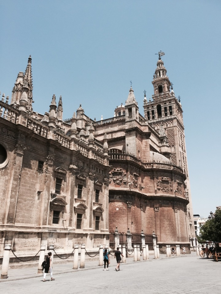Cathedral 1, Seville