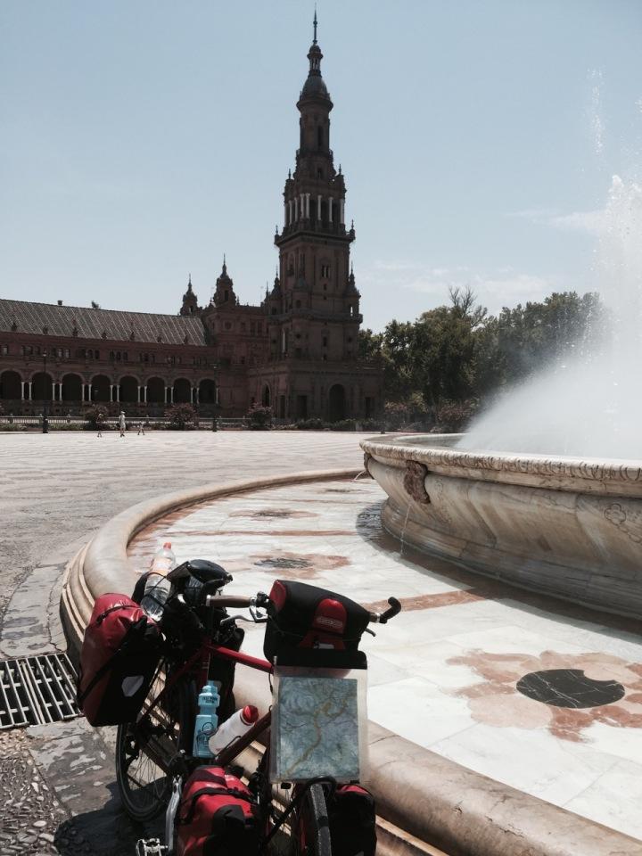 Plaza De Espana 5, Seville